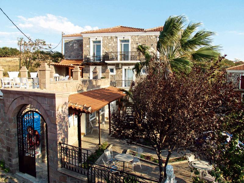 Appartementen Molyvos Queen - Molyvos - Lesbos